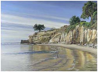 karen fedderson santa barbara landscape oil paintings